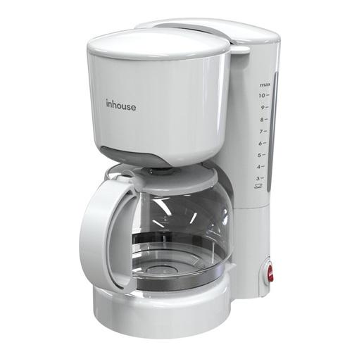 Кофеварка капельная Inhouse ICMD1201W