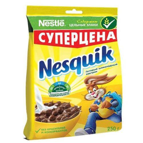 Готовый завтрак Nesquik, 250 г