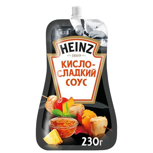 Соус Heinz, кисло-сладкий, 230 г