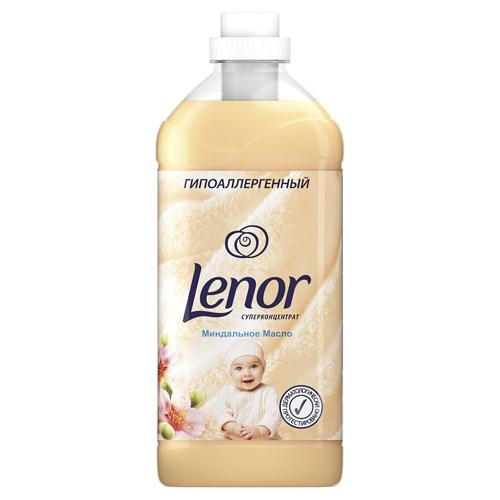 Кондиционер для белья Lenor, миндальное масло для чувствит. кожи, 2 л